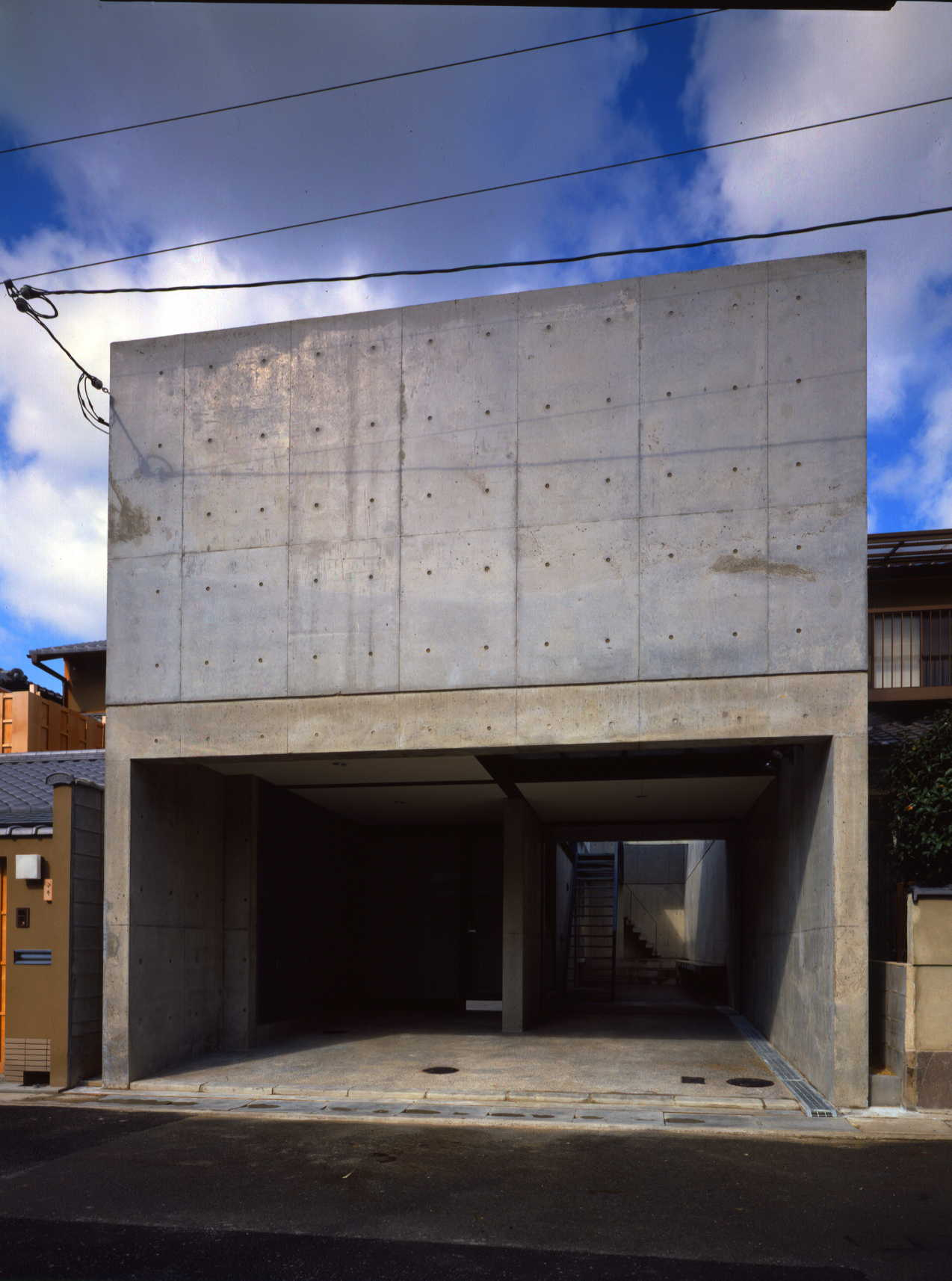 House in Rakuhoku | WORKS |