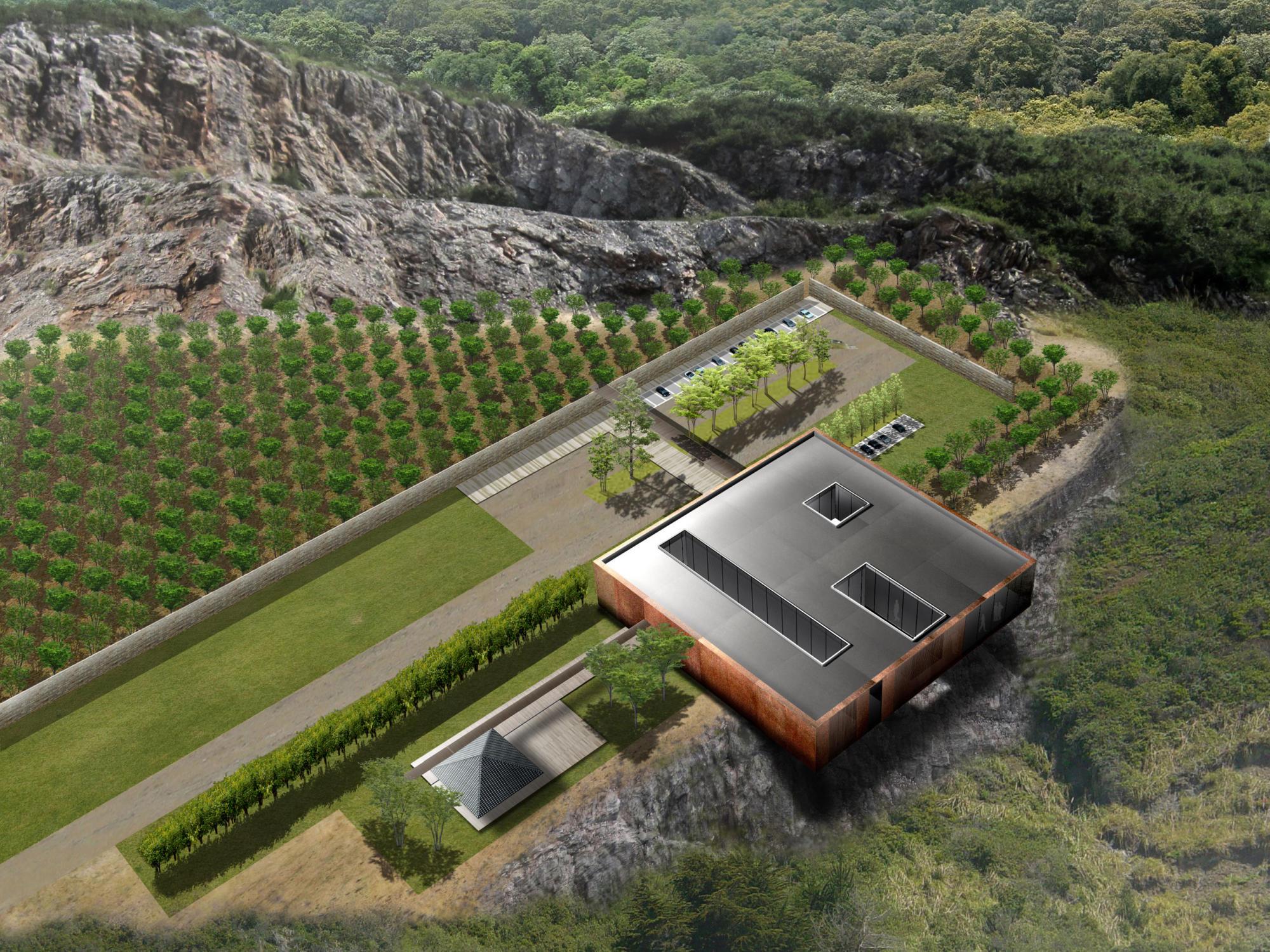南泉禅寺再建プロジェクト | WORKS |