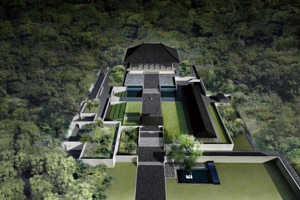 南泉禅寺再建プロジェクト