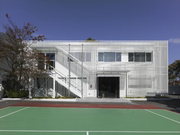 日東薬品構内景観整備計画5-第3期