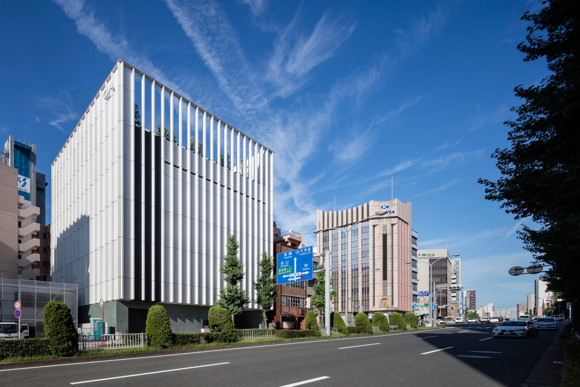 GLA Chukyo Hall | WORKS |