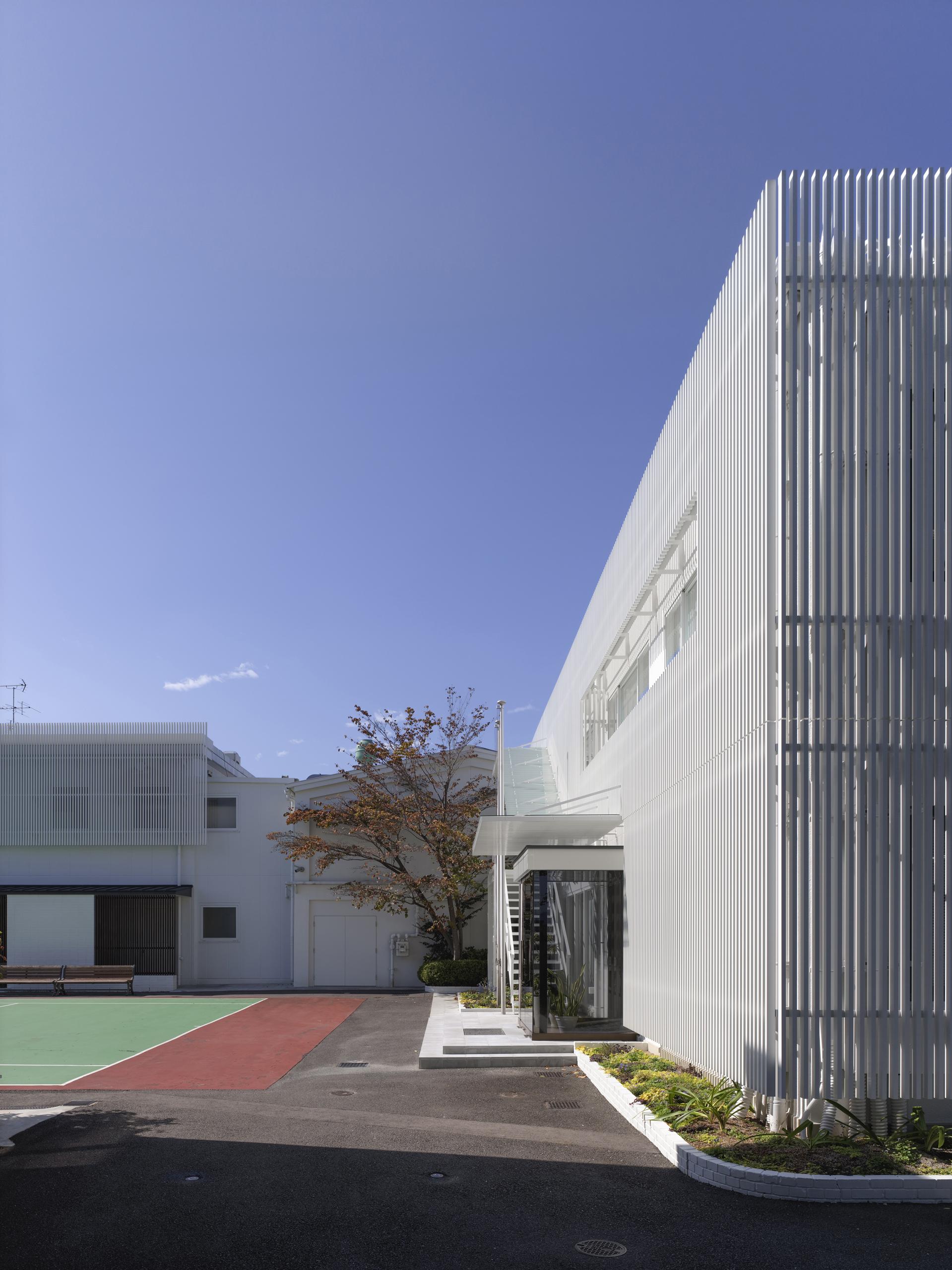 日東薬品構内景観整備計画5-第3期 | WORKS |