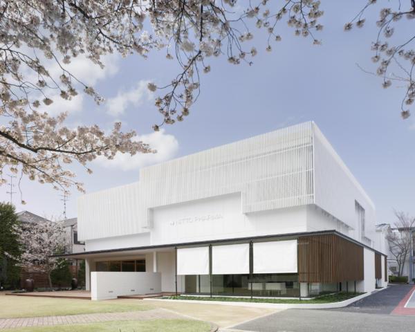 日東薬品構内景観整備計画1-Cent anni Hall