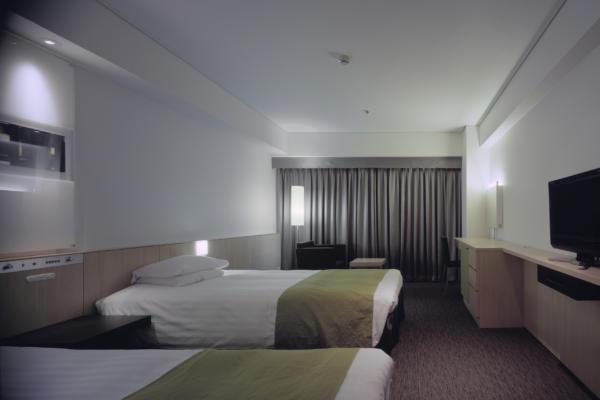 京都東急ホテル2階-3階改装