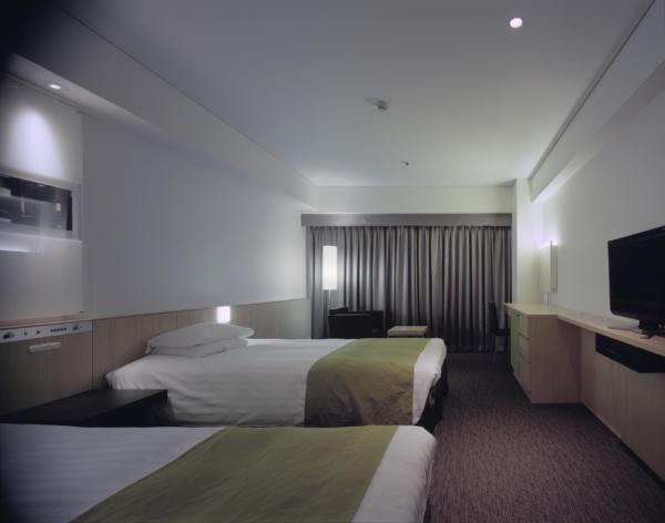 Kyoto Tokyu Hotel 2F&3F Room Renovation