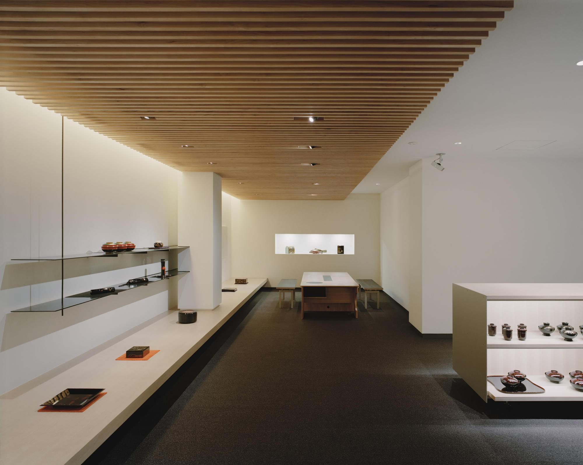 Zohiko Urushi Museum | WORKS |