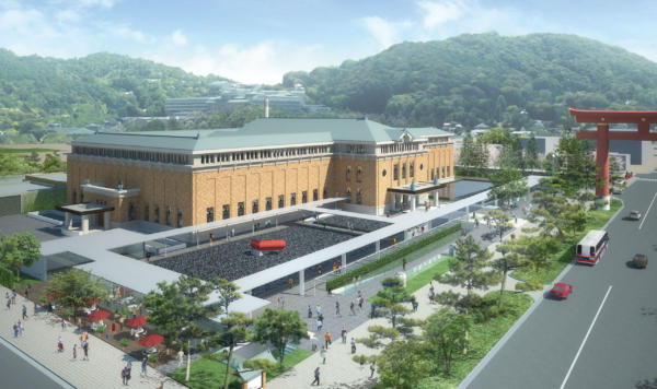 Kyoto City Museum Annex project