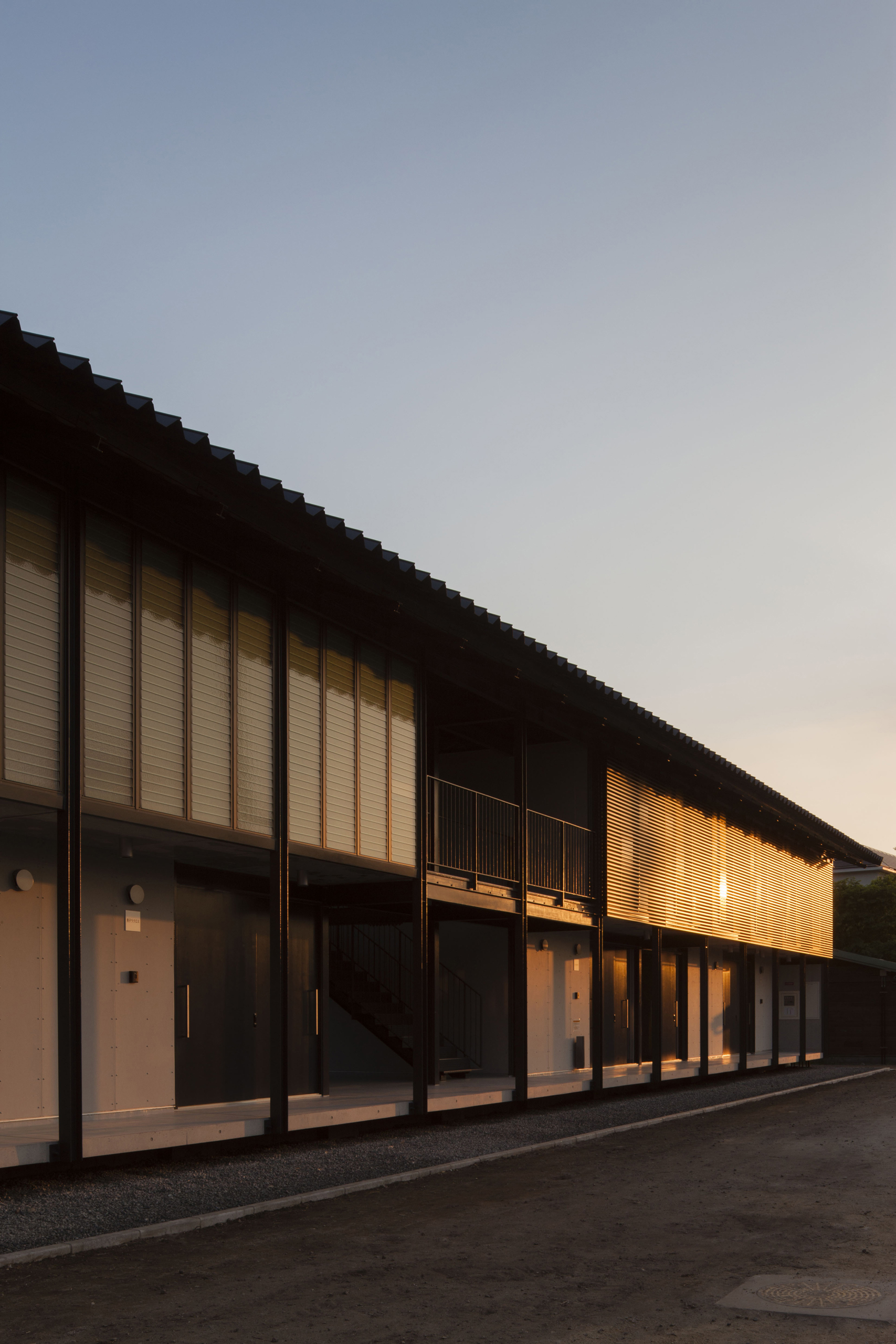 Kyoto University Student Clubhouse, North Campus   WORKS  