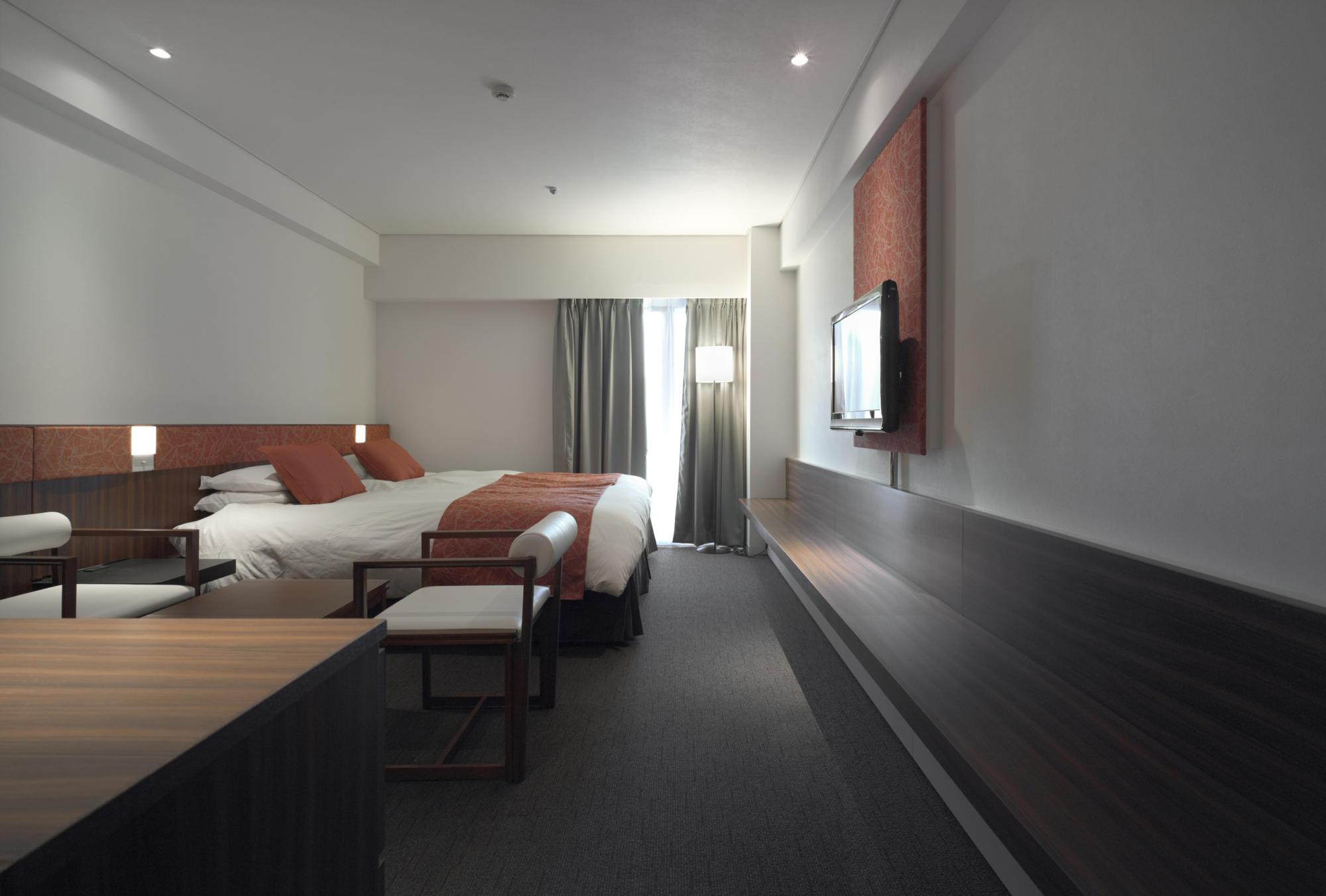 Kyoto Tokyu Hotel 4F-6F Room Renovation | WORKS |