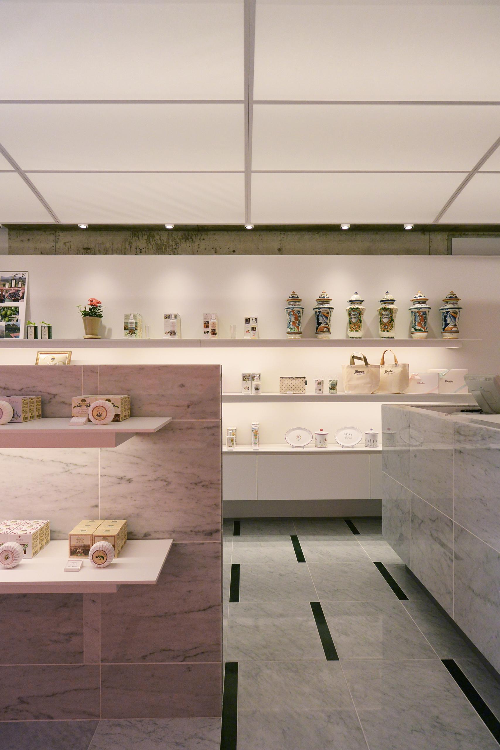 デルベ京都本店 | WORKS |