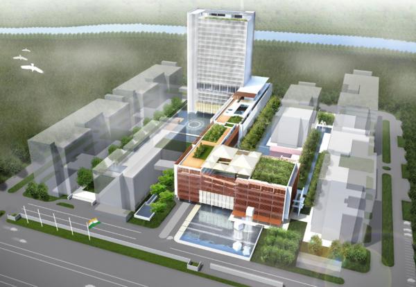 Spiretec office headquarters competition