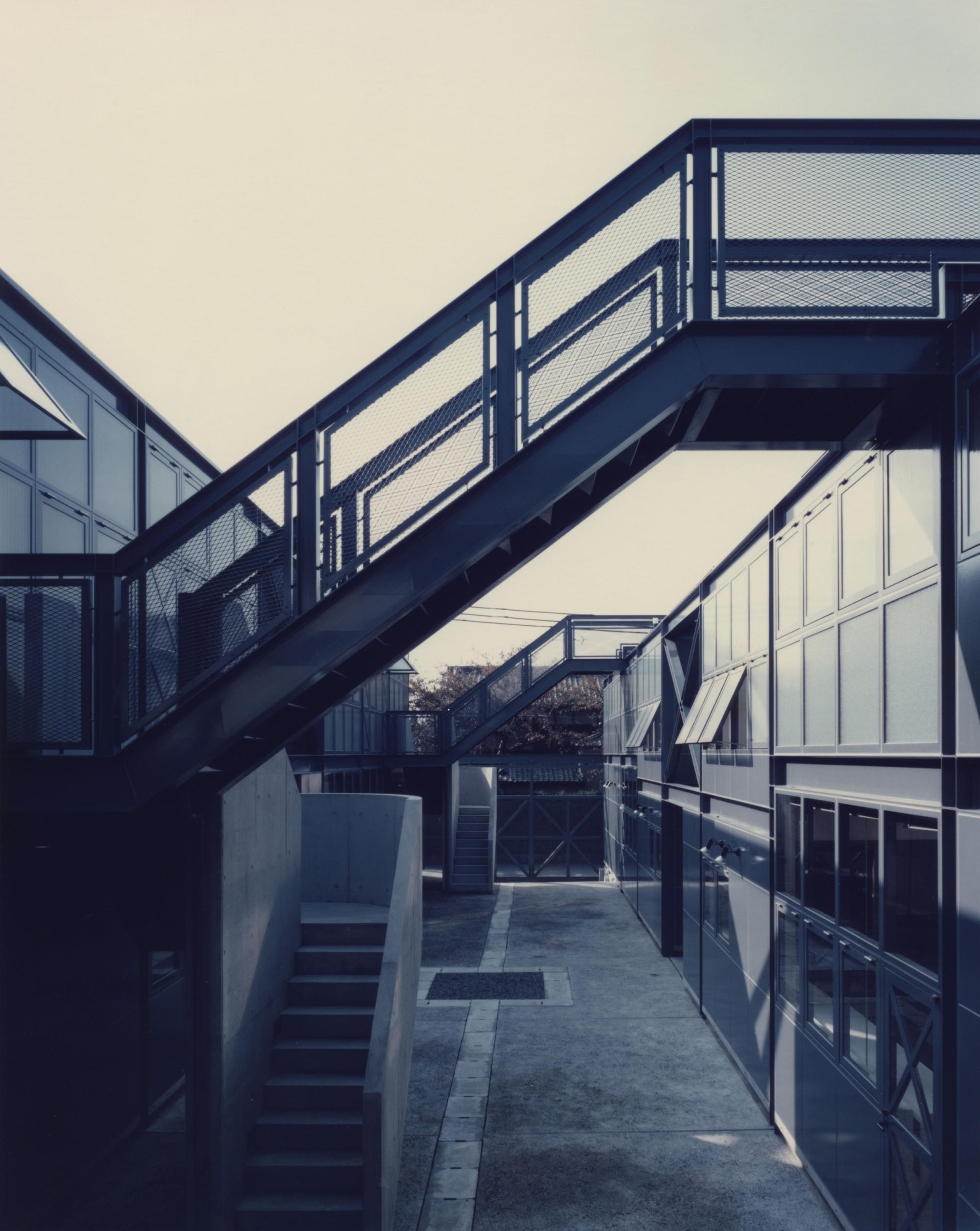 Kyoto College of Art, Takahara Campus | WORKS |