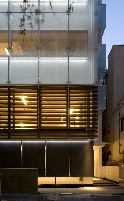 Azabu Juban Project | WORKS |