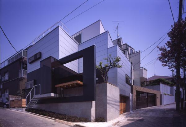 House in Yoyogi-uehara