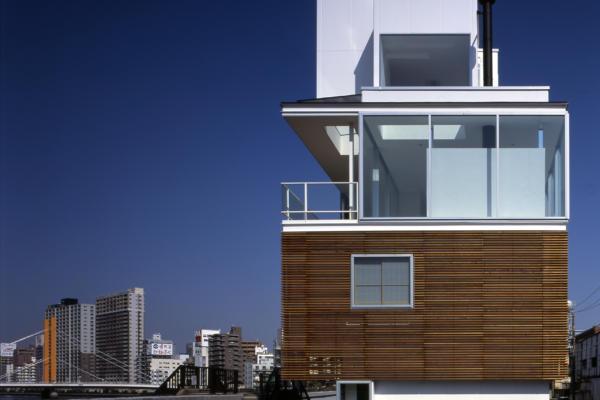 Kiyosumi Housing