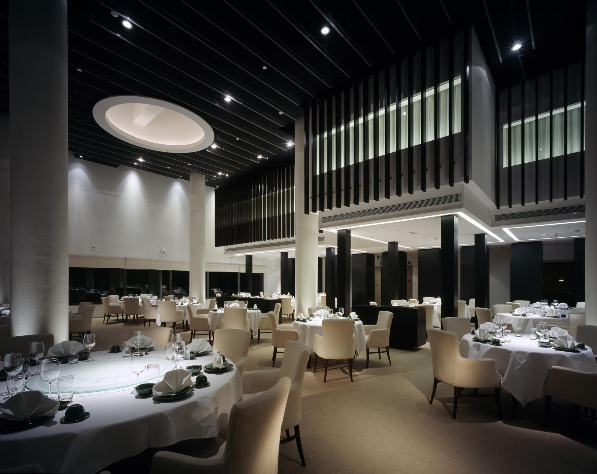 Laurel Restaurant in Shanghai | WORKS |