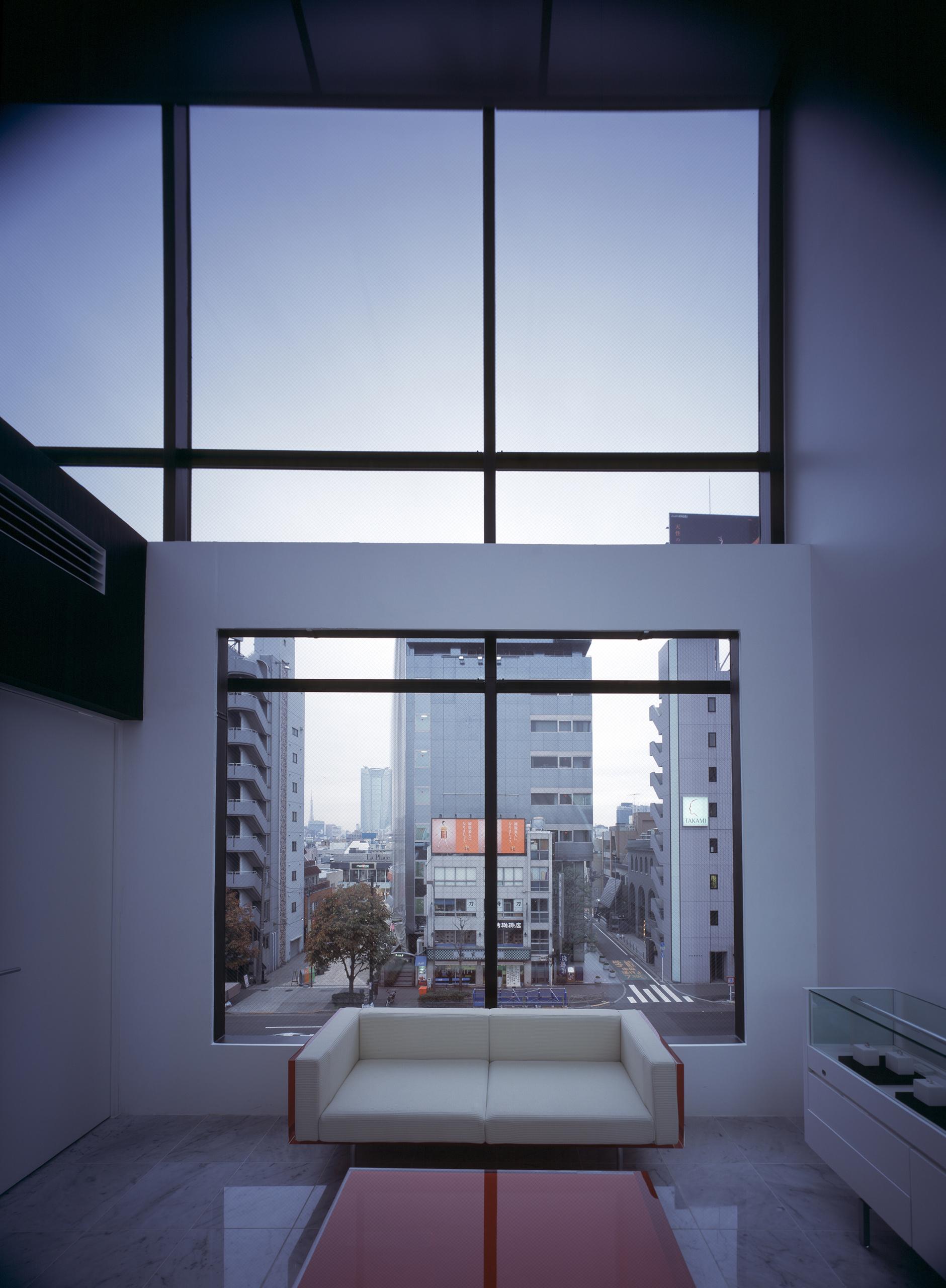 LUNA-DI-MIELE Omotesando Building | WORKS |