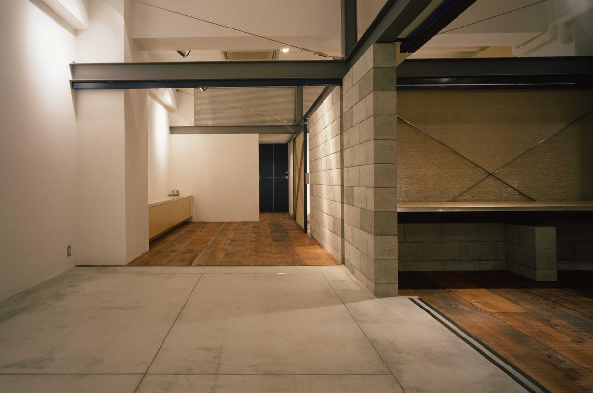 TSUZUKI Flat | WORKS |