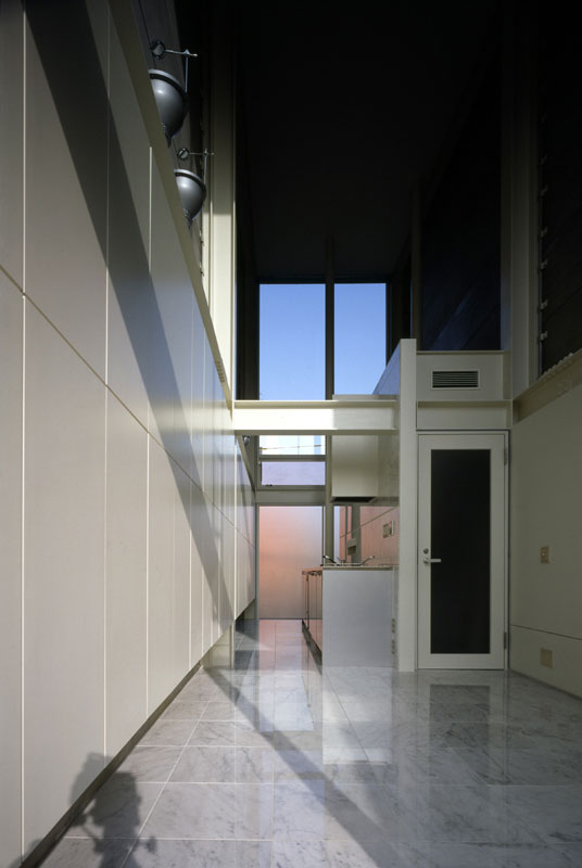 House in Nipponbashi | WORKS |