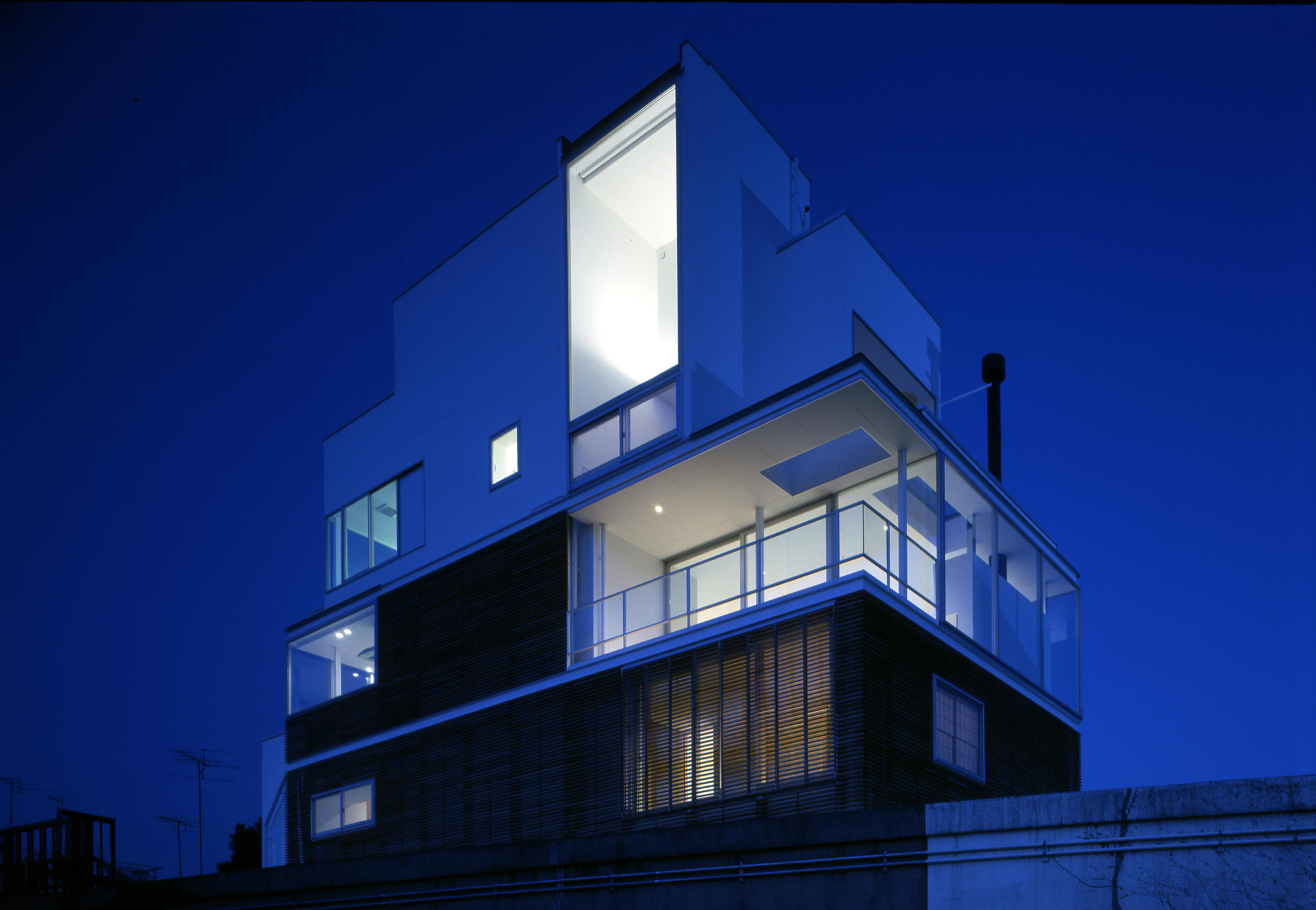 Kiyosumi Housing | WORKS |