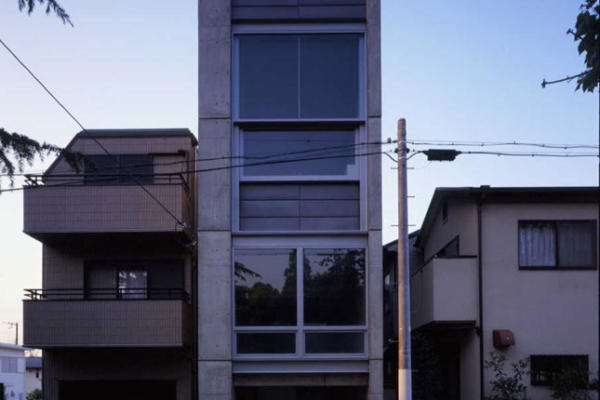 House in Higashinada
