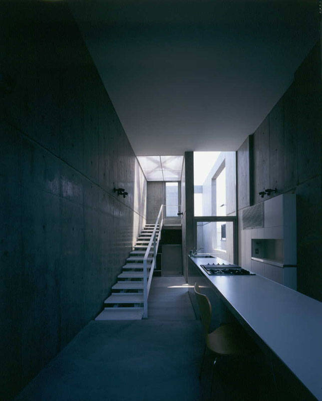 House in Higashinada | WORKS |