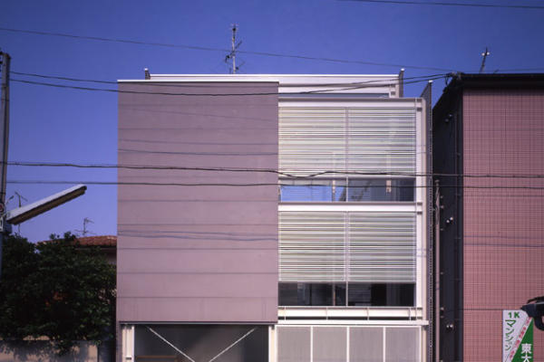 House in Higashi-osaka