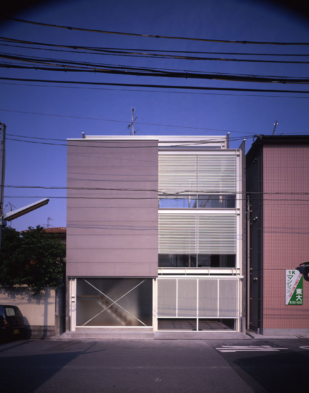 東大阪の家   WORKS  