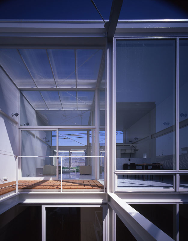 House in Higashi-osaka | WORKS |