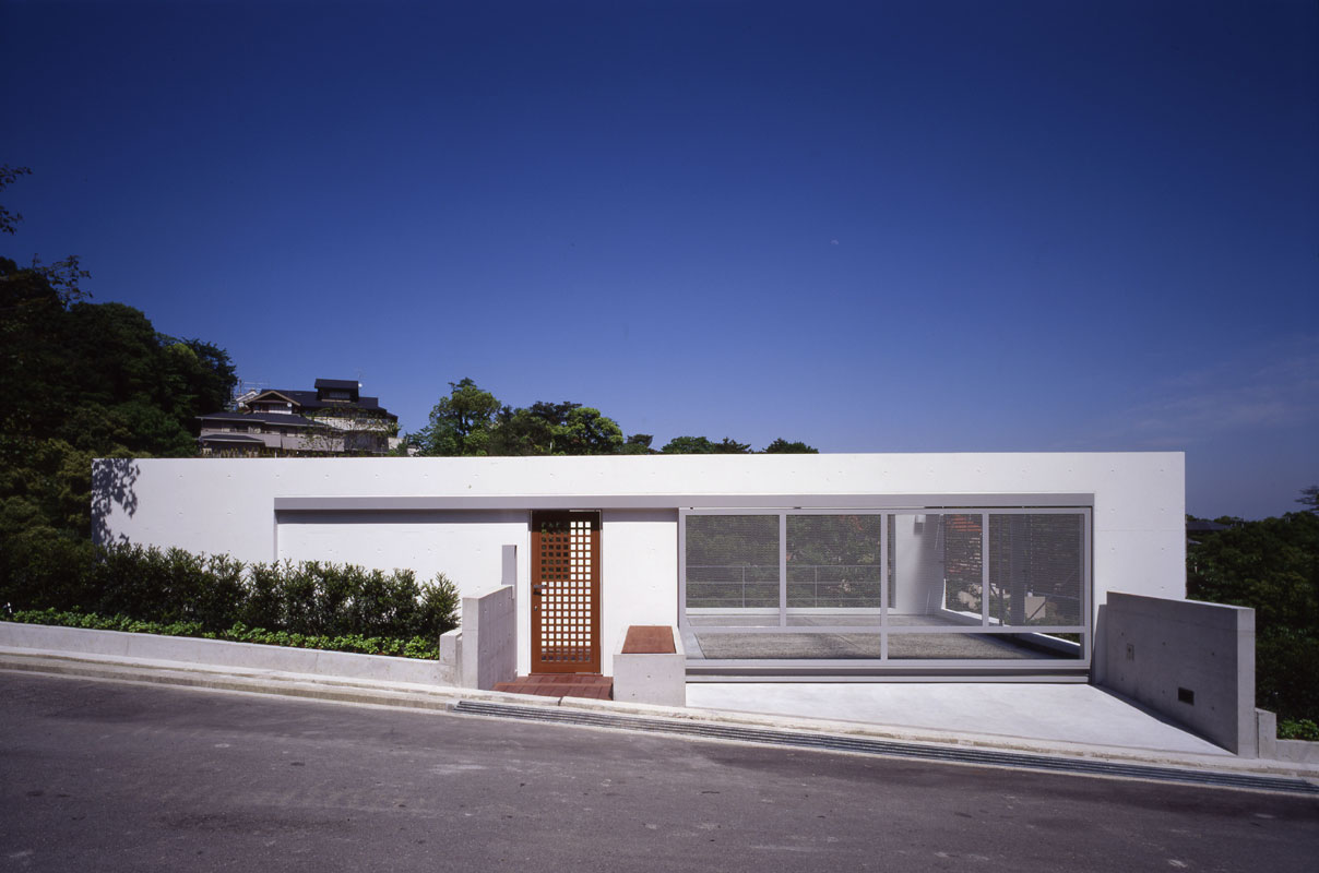 House in Kurakuen I | WORKS |