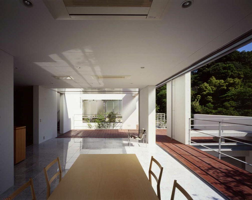 苦楽園の家I | WORKS |
