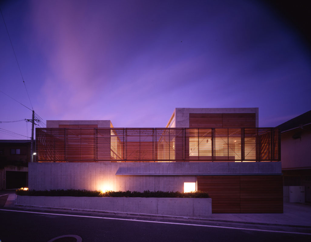 House in Suzaku | WORKS |