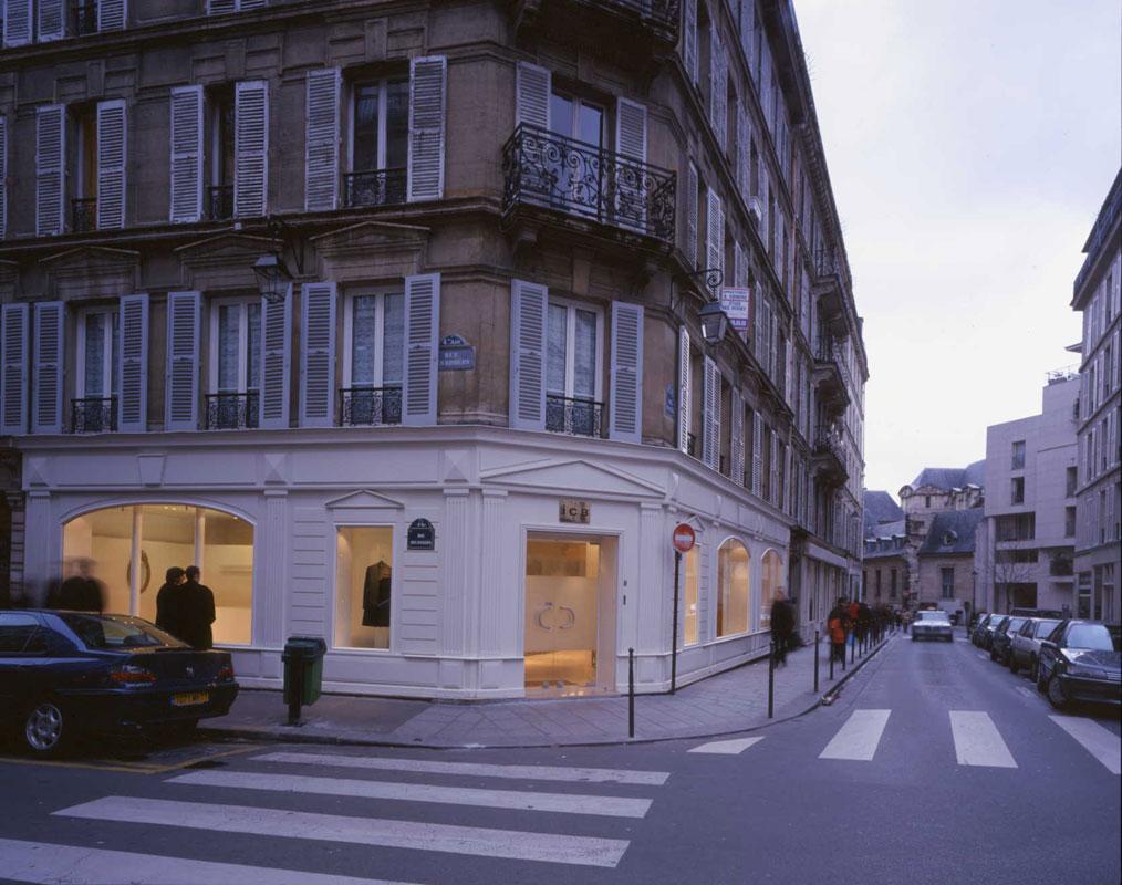 iCB Paris   WORKS  