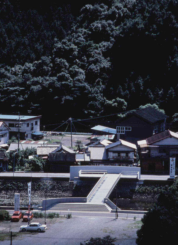 湯の香橋 | WORKS |