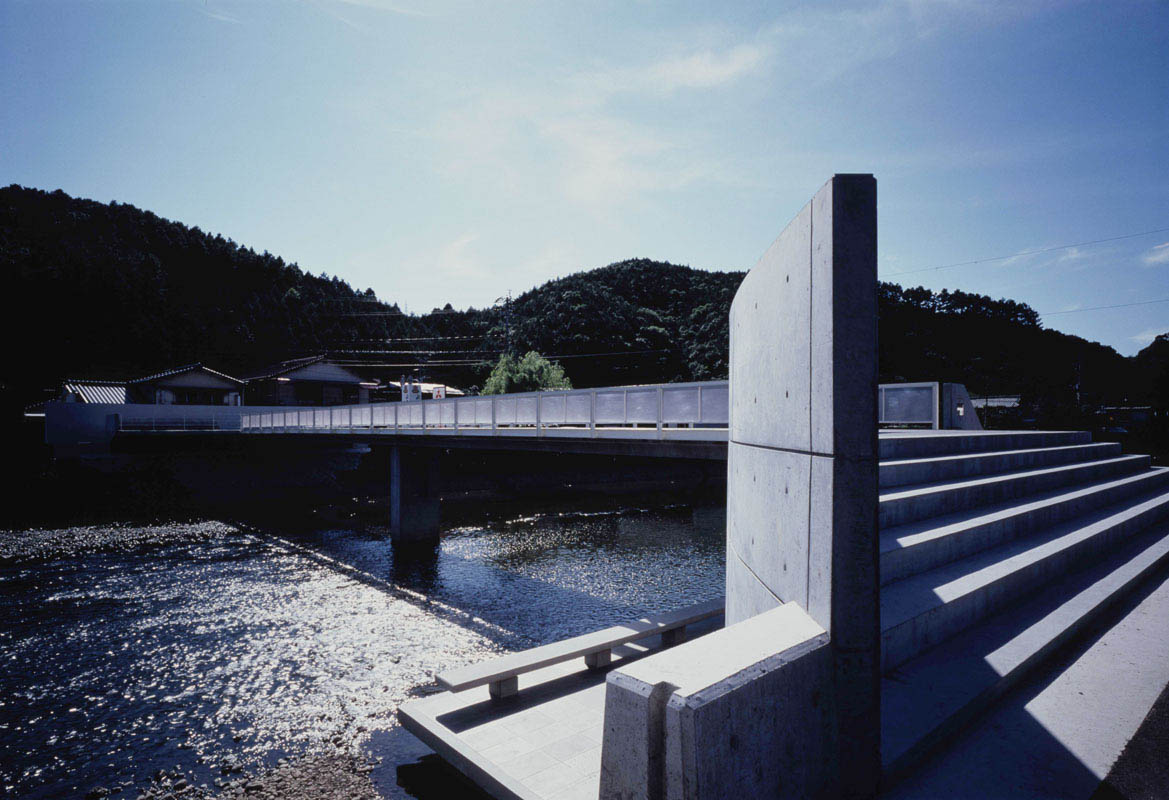 Yunokabashi Bridge | WORKS |