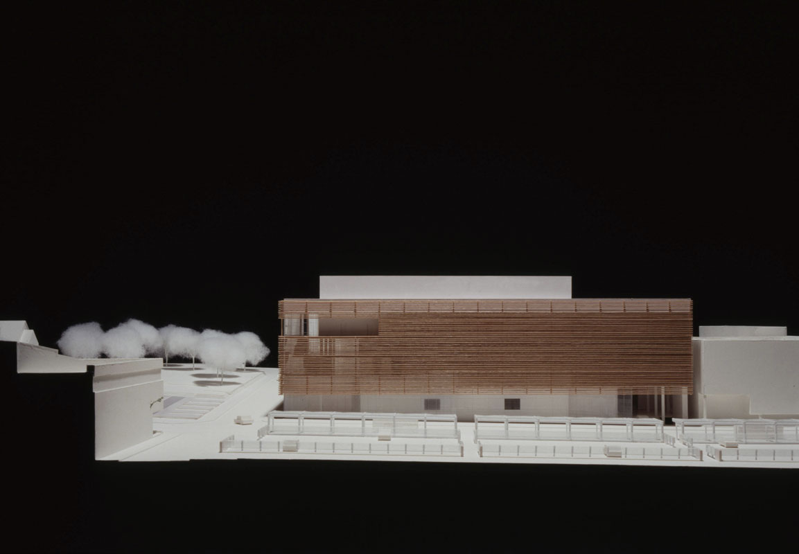 Jyvaskyla Music and Arts Center | WORKS |