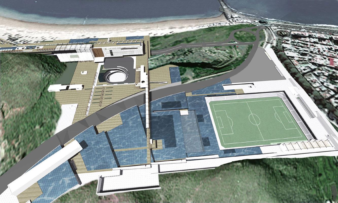 テレシタス・ビーチ開発計画 | WORKS |