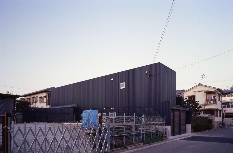 House in Sakai | WORKS |