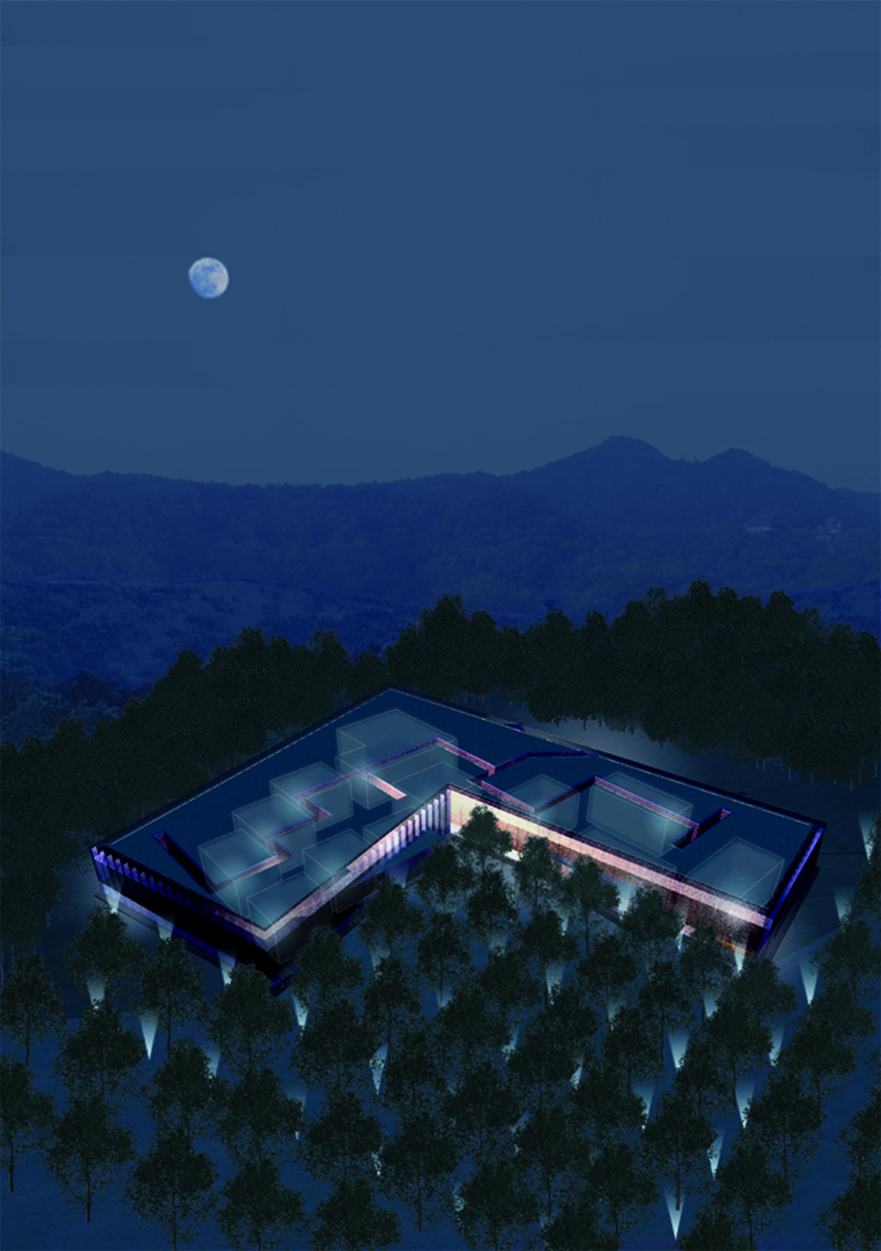 熊野古道情報センター | WORKS |