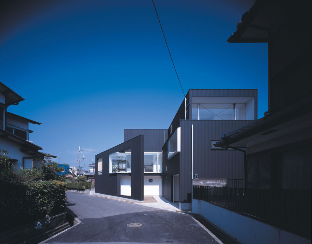House in Higashi-Otsu | WORKS |