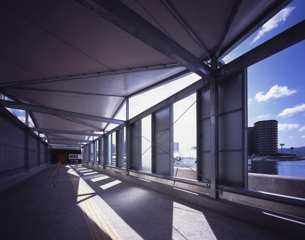 子午線ライン旅客ターミナル | WORKS |