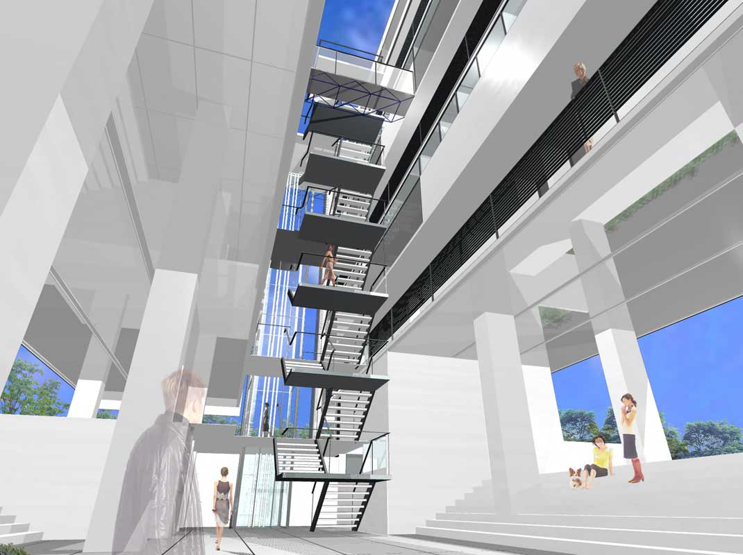Eda Housing project | WORKS |