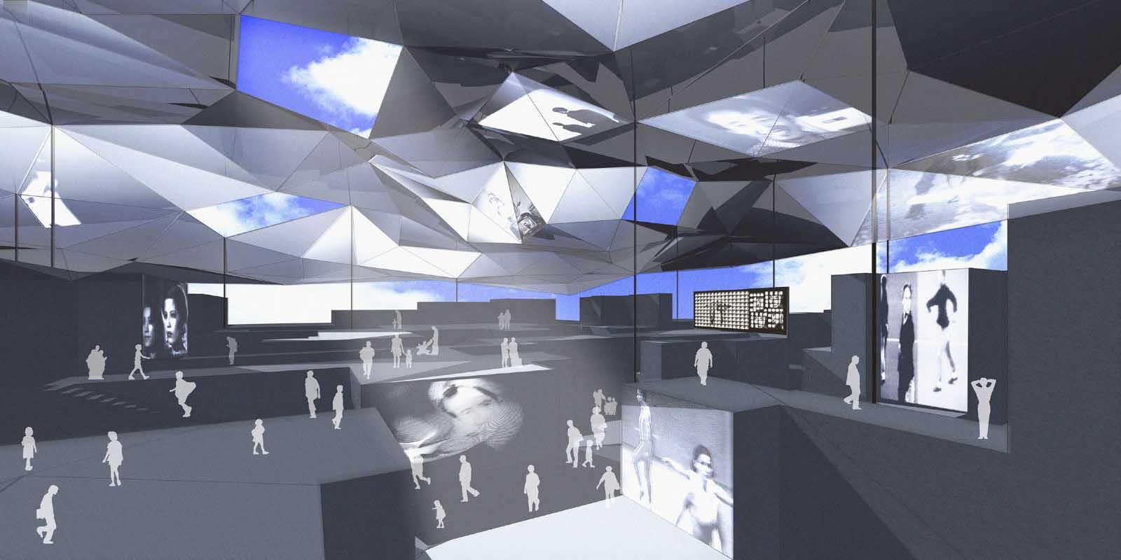 ナムジュンパイク美術館 | WORKS |