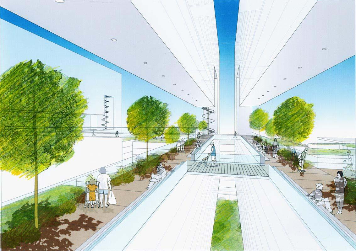 北大阪設計競技 | WORKS |