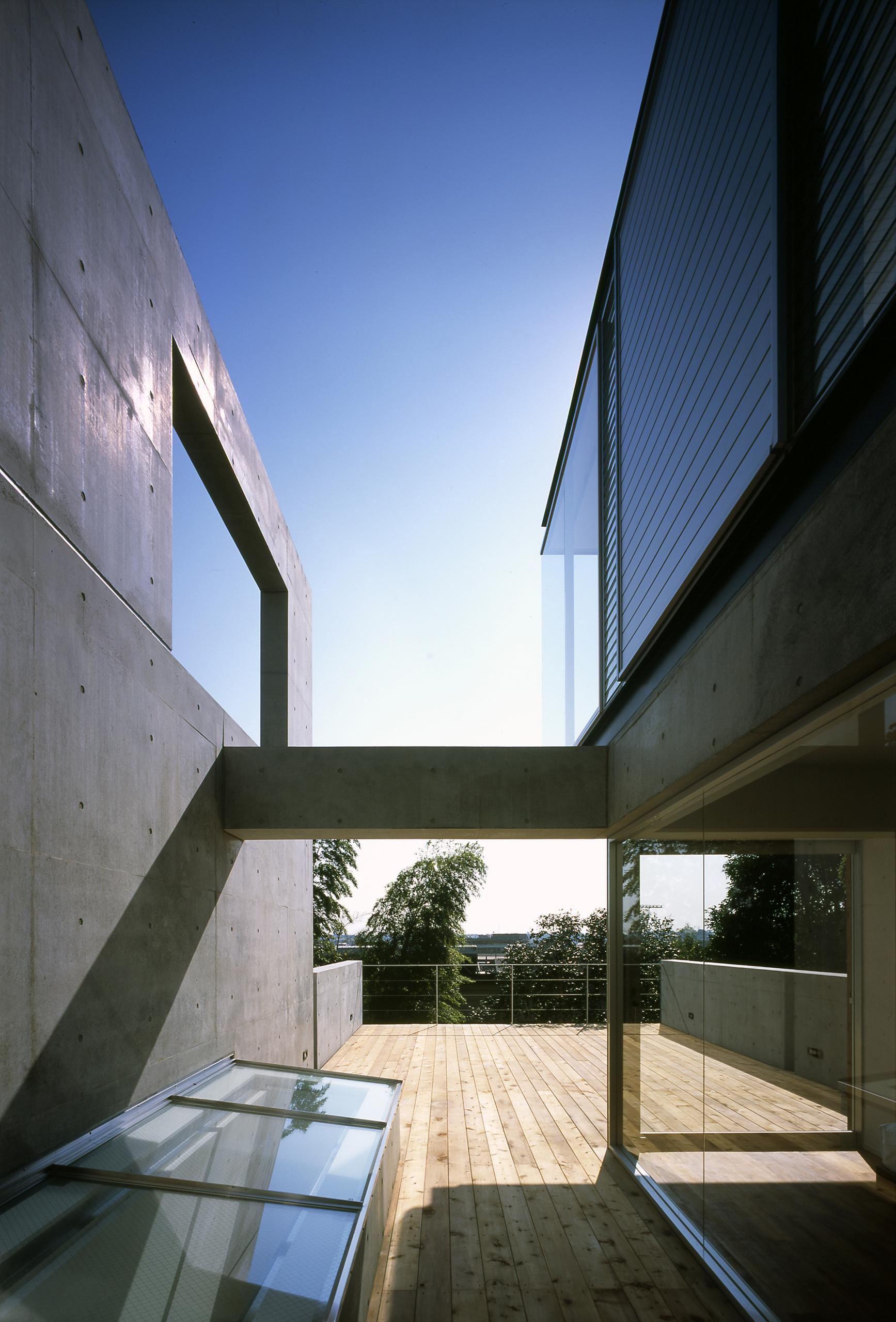 House on Musashino-Hills | WORKS |
