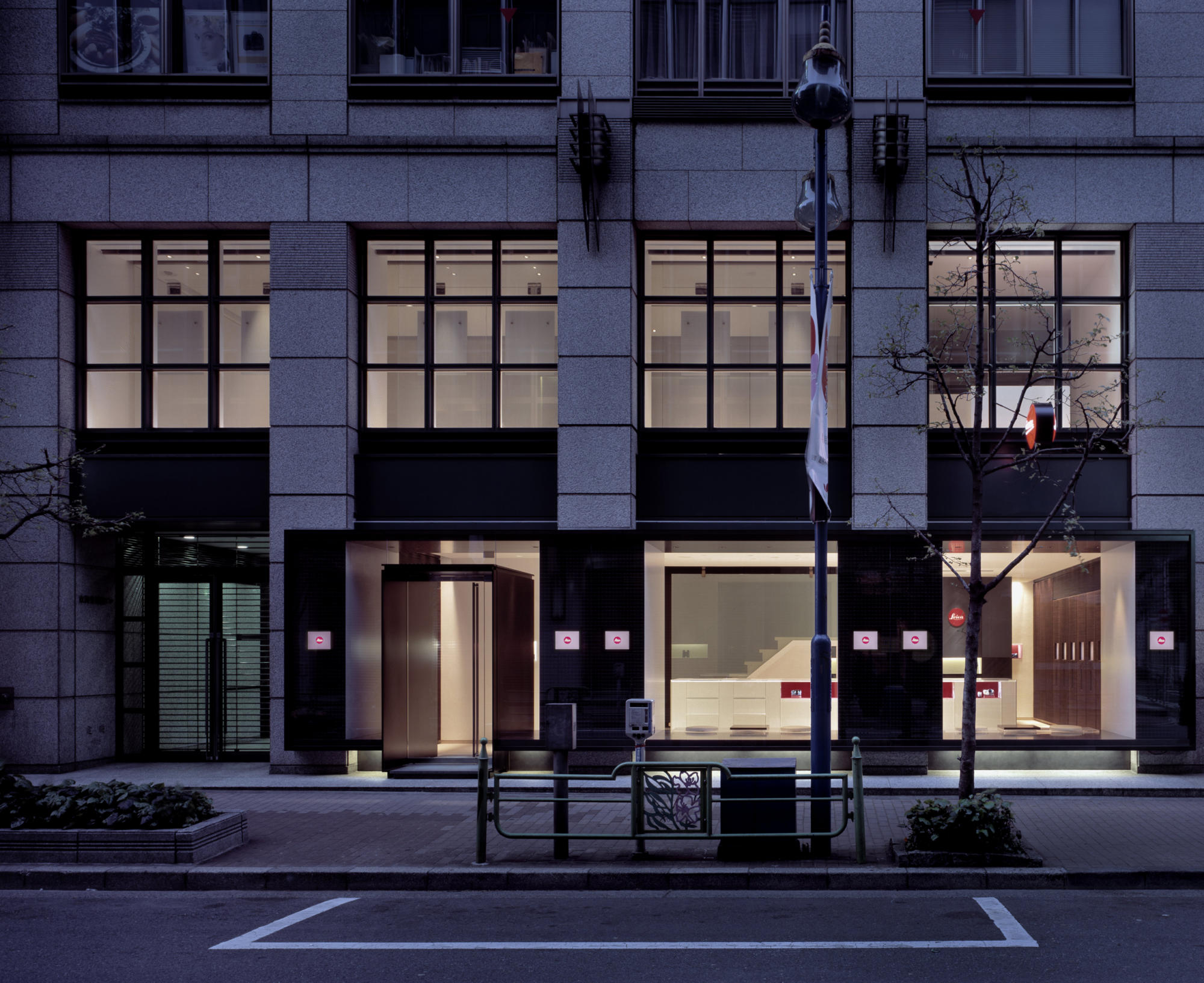 Leica Ginza | WORKS |