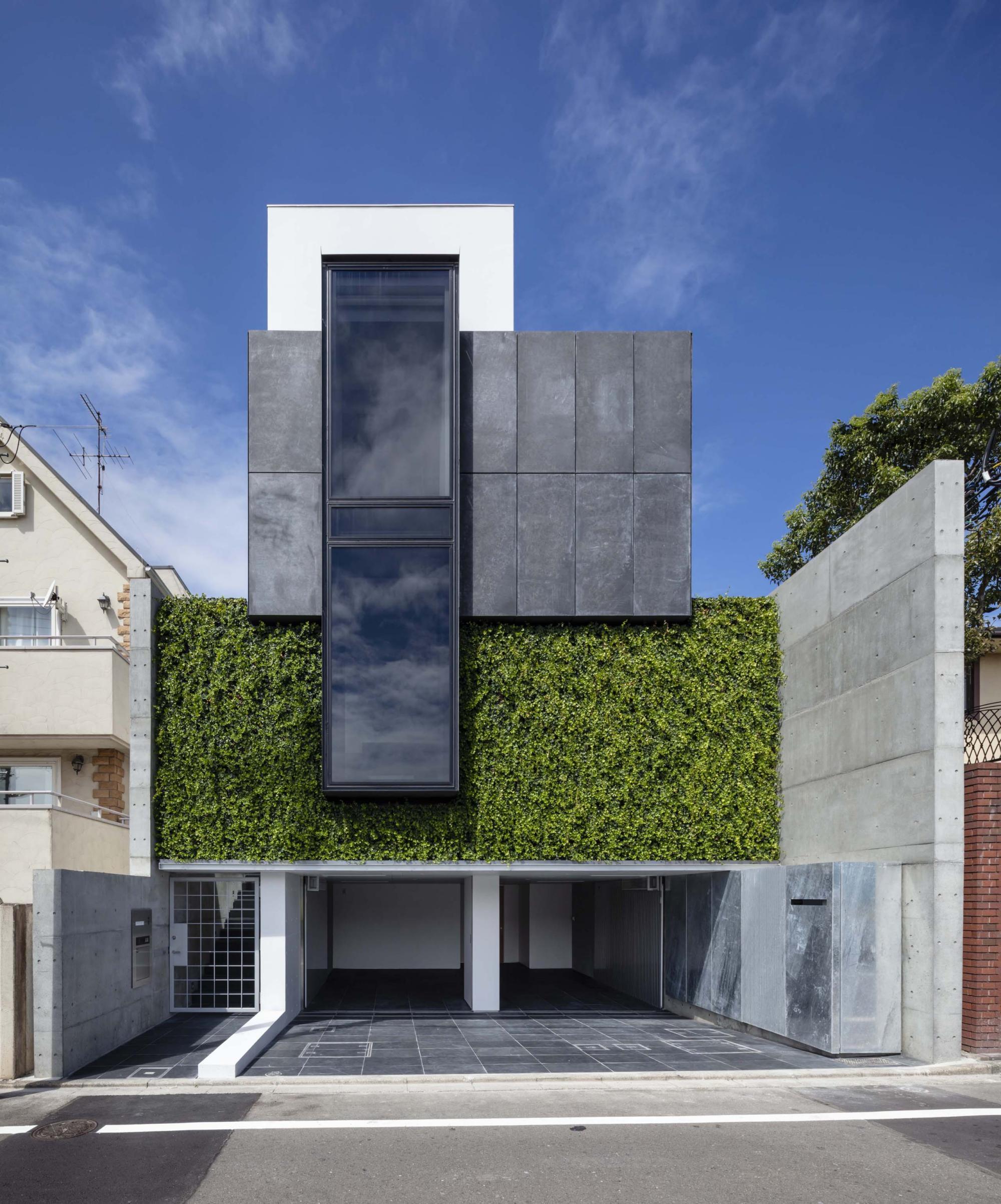紅葉ヶ丘の家 | WORKS |