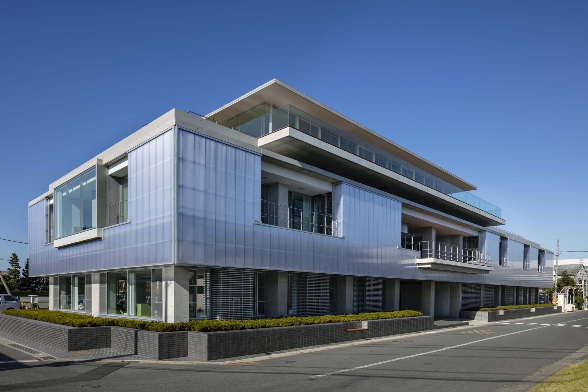 NIHON KAGAKU SANGYO General R&D Laboratory | WORKS |