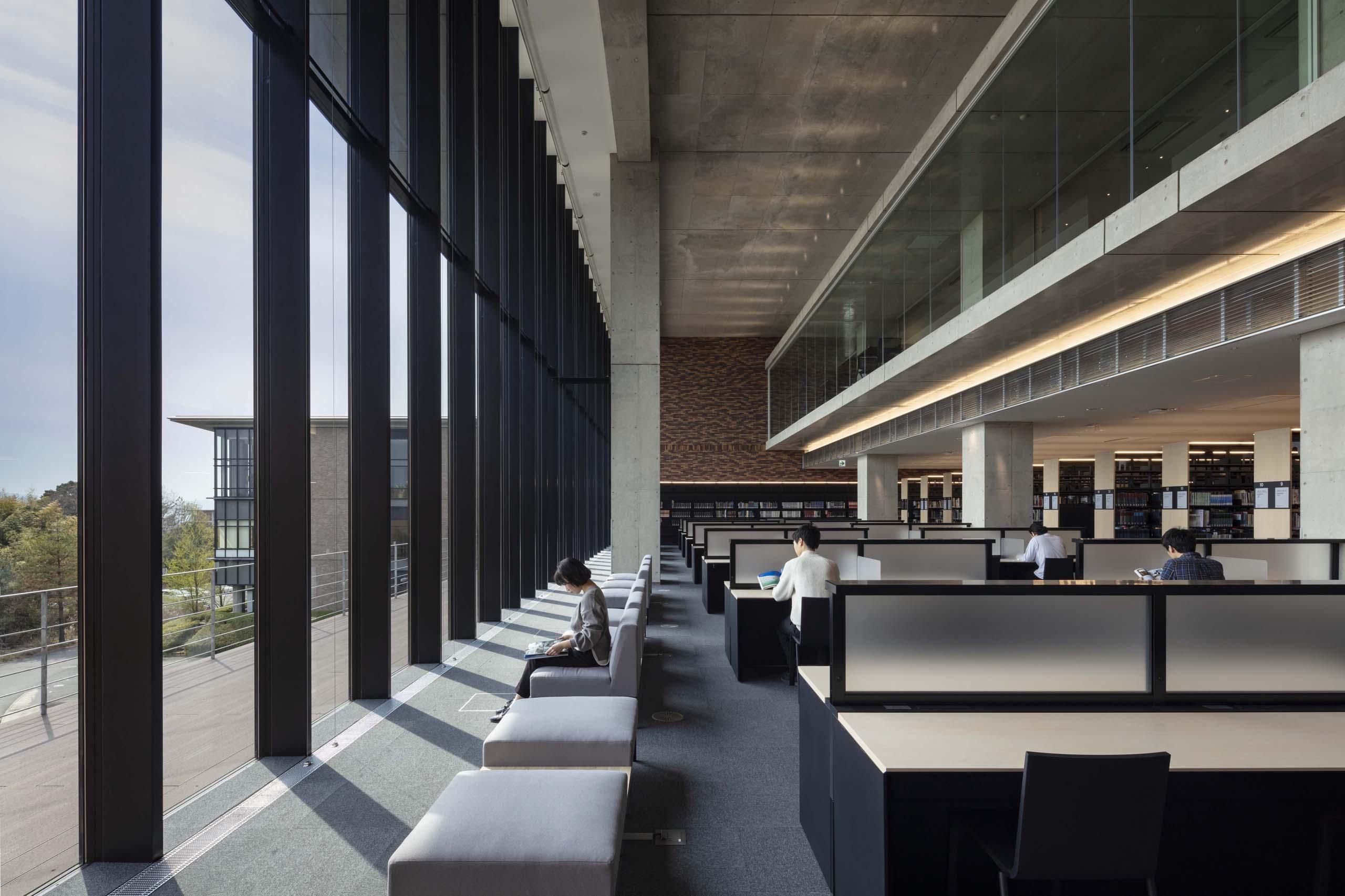 Katsura Library, Kyoto University | WORKS |